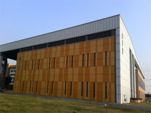 Steel Space Frame Al-Mg-Mn Panel Roofing Aluminium Panel