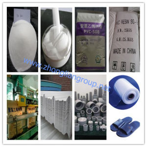 Sg5 PVC Resin for Pipes (ZL-PVCR) pictures & photos