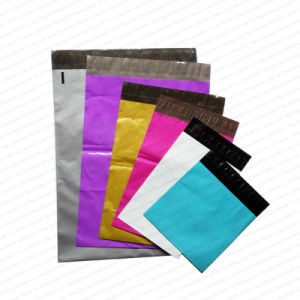 Coloured Poly Mailing Bags Grey Mail Bag Pink Mailer