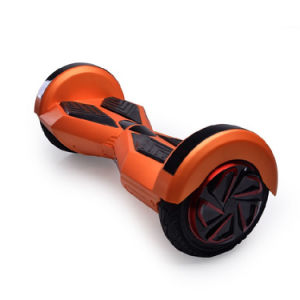 Newest 8 Inch SUV Self Balancing Electrical Scooter Two Wheel Electric Scooter LED Lights pictures & photos