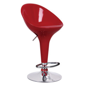 Wholesale Modern Swivel ABS Plastic Bar Stool Zs-102 pictures & photos