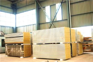 PU Composite Wall Sandwich Panels pictures & photos