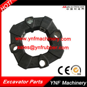 Heavy Machinery Mini Excavator Rubber Coupling 22A/22as pictures & photos