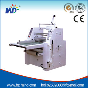 Professional Manufacturer (WD-F720S) Hydraulic Laminating Machine pictures & photos