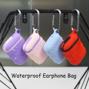 Waterproof Bag Cover for Airpods Case Wireless Bluetooth Earphone Cover