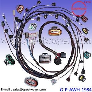 China 34 Pin Connector Pet Diesel Engine Wiring Harness - China Engine Wire  Harness, Diesel Engine Wire HarnessJiangxi Greatwayer Engine Wire Harness Co., Ltd