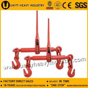 Drop Forged/Cast Steel Red Ratchet Type Load Binder