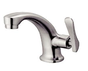 Single Lever Lavatory Faucet