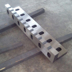 Metal Guillotine Knives for Hydraulic Swing Beam Shearing Machine pictures & photos