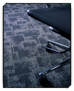 Commercial PP Office Carpet Tiles