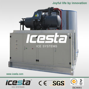 Icesta CE Large Industrial Ice Flake Maker Machine pictures & photos