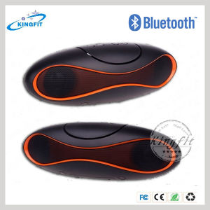 Hot! 2015 Portable Wireless Rugby Shape TF Card Bluetooth Speaker