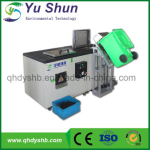 Kitchen Food Waste Composting Machine for Food Processing Factory Use
