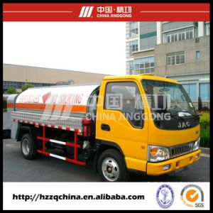 Oil Tank Truck, Special Truck (HZZ5060GJY) for Buyers