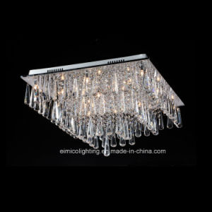 LED Lights Chandelier Lamp Crystal Ceiling Lighting (EM3001-16L)
