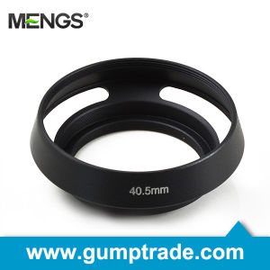 Mengs® Lens Hood Material for Leica Camera, 40.5mm Aluminum (14140007801)