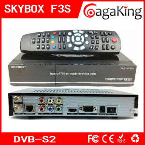 High Speed Skybox F3s Support WiFi/Youtobe
