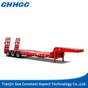 Lowbeded Semi Trailer 16