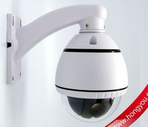 CCTV PTZ Camera with 700tvl Line and 10X Optical Zoom pictures & photos