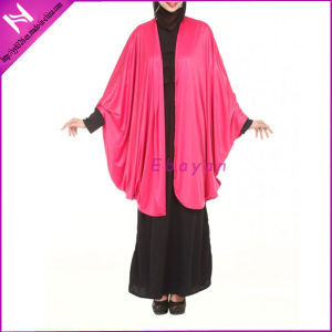 2014 Islamic Women Elegant Batwing Sleeves Muslim Cardigan
