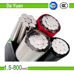 High Quality Aluminum Core XLPE Aerial Insulated Cable ABC Cable pictures & photos