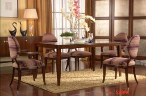 Hotel Restaurant Furniture Sets/Dining Chair and Table/Banquet Chair and Table (JNCT-010) pictures & photos