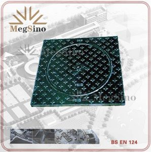 Ductile Iron Manhole Cover with Q12 Cast Iron