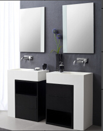 Modern Elegant Bathroom Cabinet pictures & photos