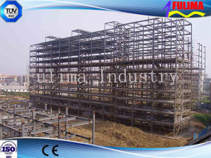 High-Rise Steel Structure/ Prefabricated Building for Projects (FLM-027) pictures & photos