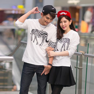 Custom Men`S Long Sleeve Tee Shirt pictures & photos