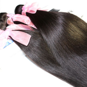 Top Quality 100% Hair Extension Peruvian Virgin Human Hair pictures & photos