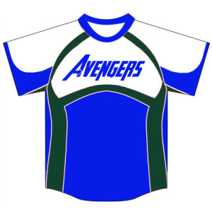 Custom Mens Sublimated Baseball Shirt for Team Players pictures & photos
