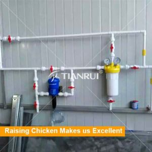 China Supplier Automatic Poultry Feeders Drinkers for Chickens pictures & photos