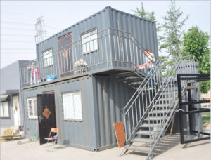 Modular Shipping Container Homes with Long Life Span pictures & photos
