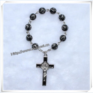 Fashion Beads Finger Rosary and Cross Finger Rosary, New Style Beads Rosary (IO-CE070) pictures & photos