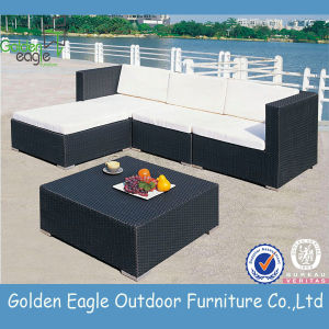 Professional Hand Made Rattan Outdoor Sofa Set