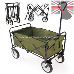 Deserve to Have Foldable/Folding Wagon Camping Wagon pictures & photos