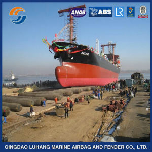 Marine Airbag for Ship Launching, Lifting