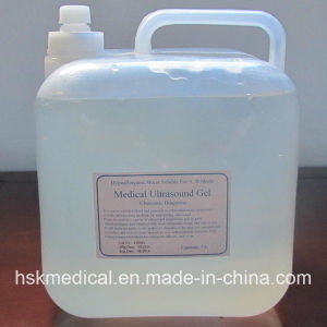 Medical Ultrasound Gel 5L Colorless pictures & photos