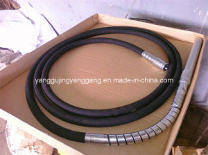 White Znic/Japanese Type Concrete Vibrator (JYGJ) pictures & photos