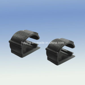 Injection Plastic Wire Retaining Clip pictures & photos