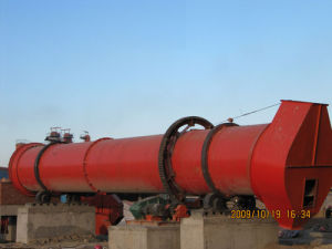 China Newest Type of Rotary Dryer with High Quality pictures & photos