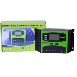 10A-60A PWM Solar Charge Controller DC12V/24V pictures & photos
