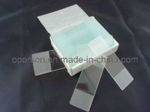 Glass Slide Made of No Bubble Clear Glass (OS9015) pictures & photos