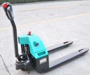 Feeler 1.5t Electric Pallet Truck Walike Type with CE Certificate pictures & photos