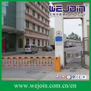 Intelligent Swing Barrier with Steel and Aluminum Alloy Mechanism pictures & photos