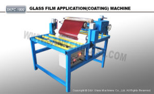 Glass Film Application (Coating) Machine pictures & photos
