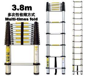 Telescopic Ladder (TL-380) pictures & photos