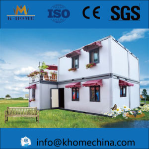Beautiful and Comfotable Container House for Family Living pictures & photos