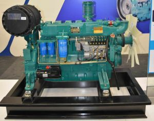 Styer Diesel Engine (WD615, WD618)